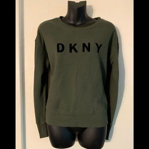 Dkny pull over sweater